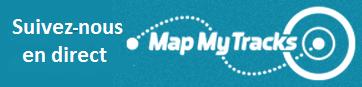 Suivez-nous en direct sur mapmytracks.com